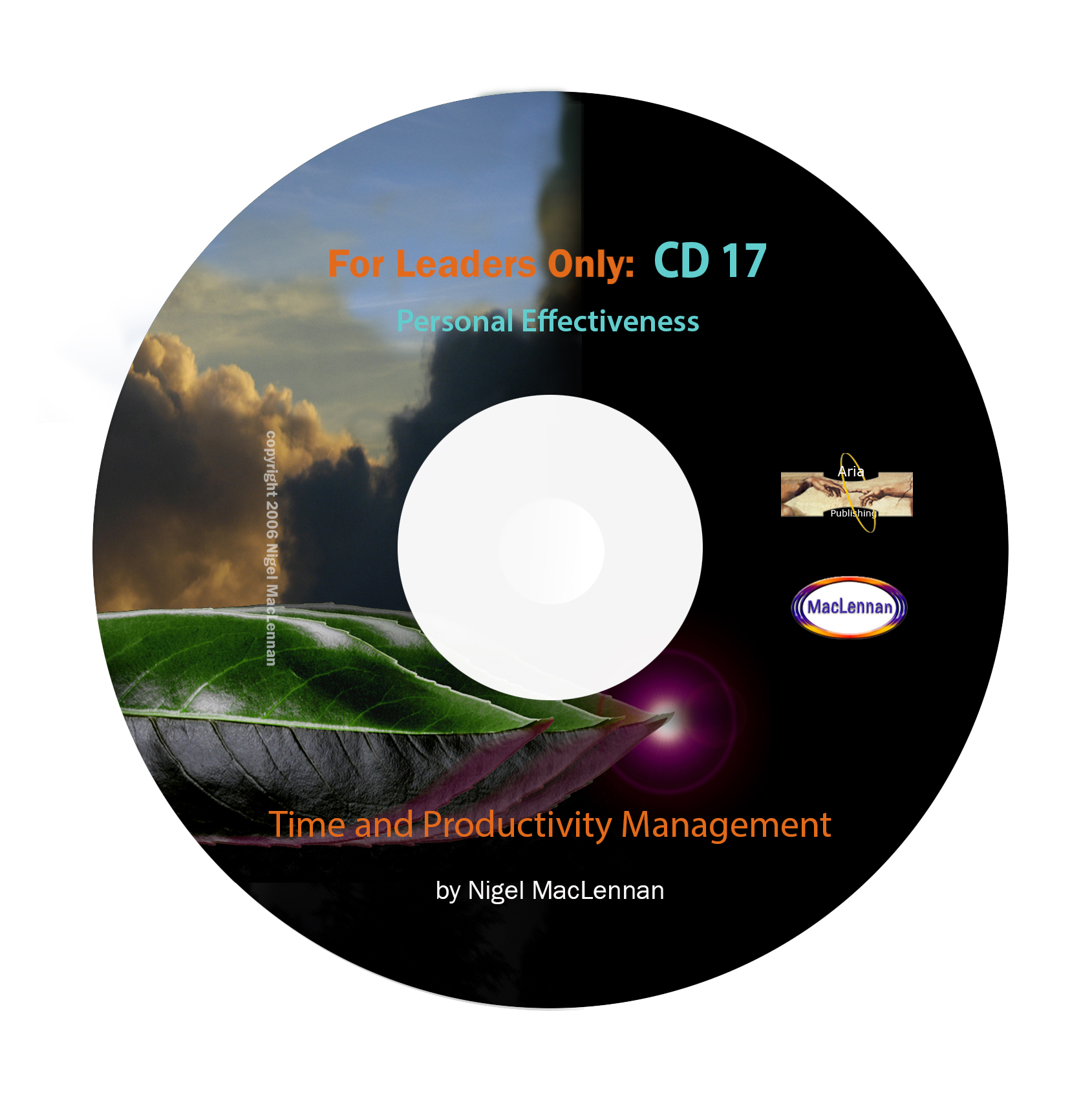 For Leaders Only - Time and Productivity Management CD