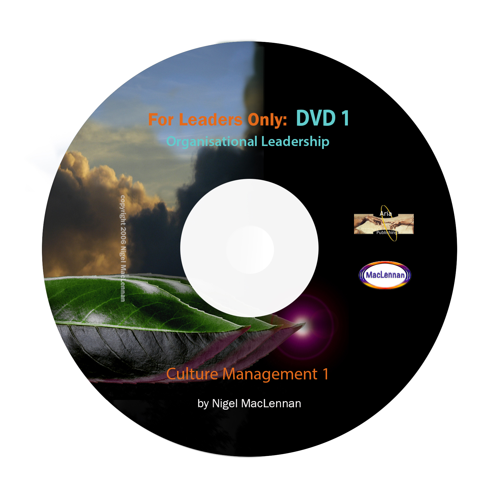For Leaders Only - Culture Management 1 DVD