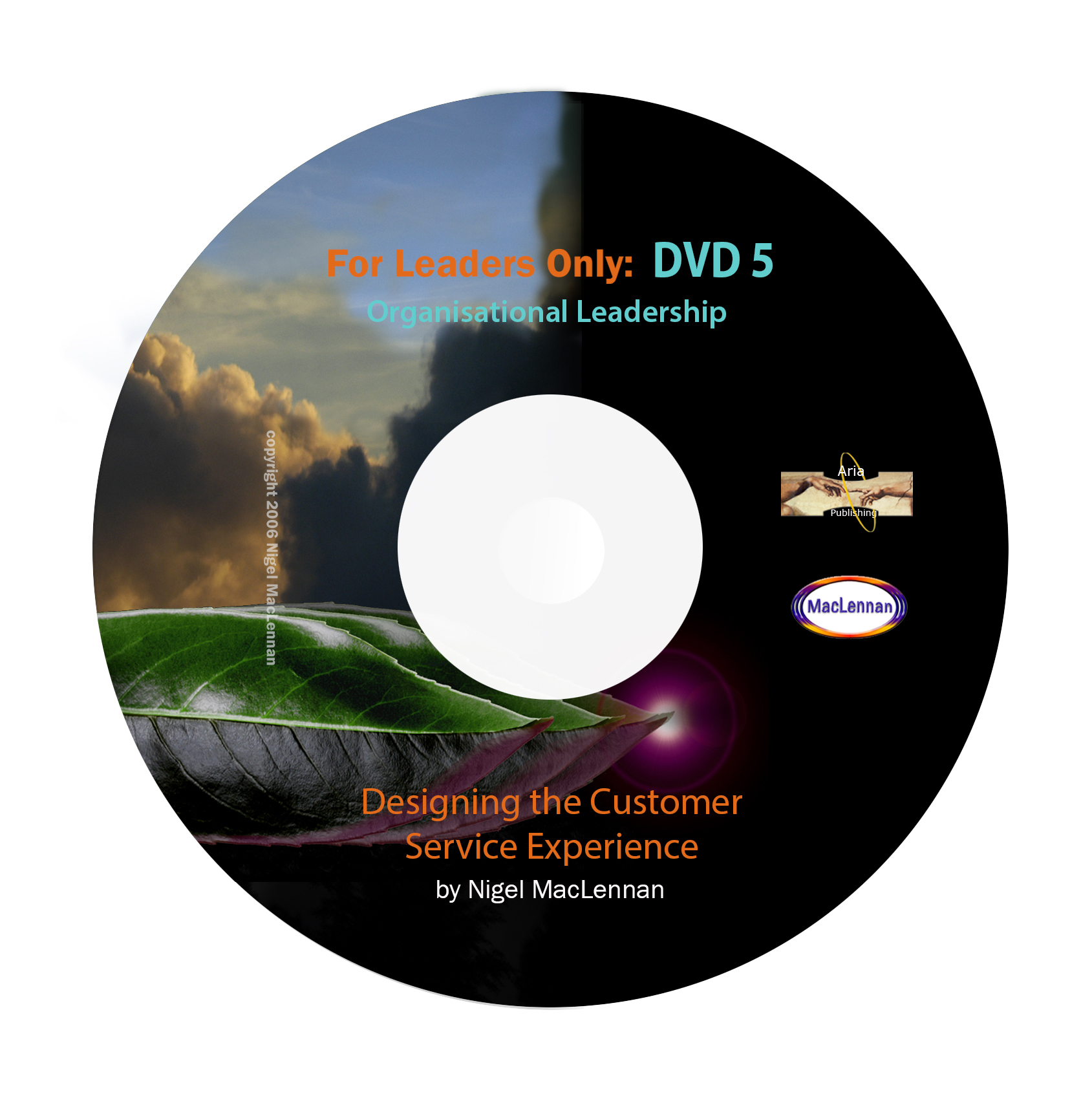 For Leaders Only - Designing the Customer Service Experience DVD