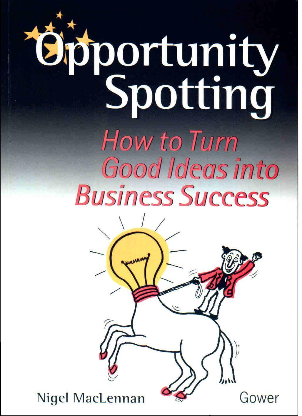 Opportunity Spotting, 2nd Edition
