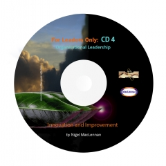 For Leaders Only - Innovation Management CD