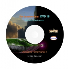 For Leaders Only - Awesome Performance 1 DVD