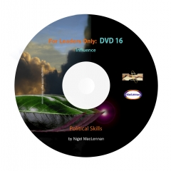 For Leaders Only - Political Skills DVD
