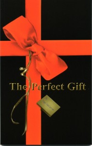 Copy of The Perfect Gift Book