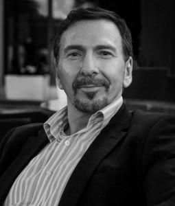Prof Nigel MacLennan B & W