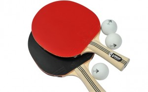 Vigor table tennis bats