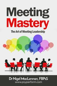 Meeting Mastery Book Cover
